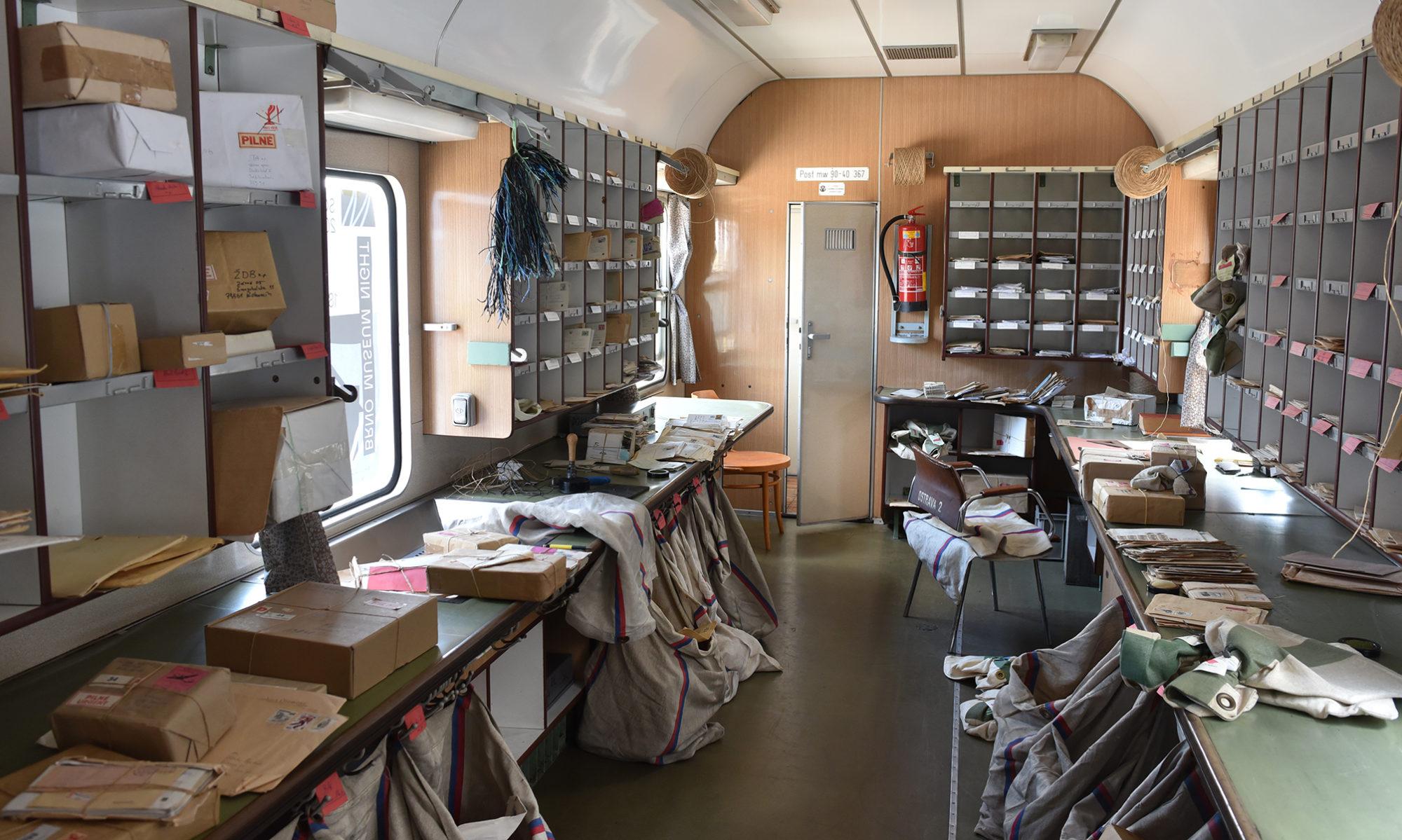 Muzeum vlakové pošty