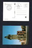 Dopisnice s příležitostnými razítky 140. výročí vlp., 1991 (č.4)