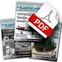 Časopis Vlaková pošta (PDF)